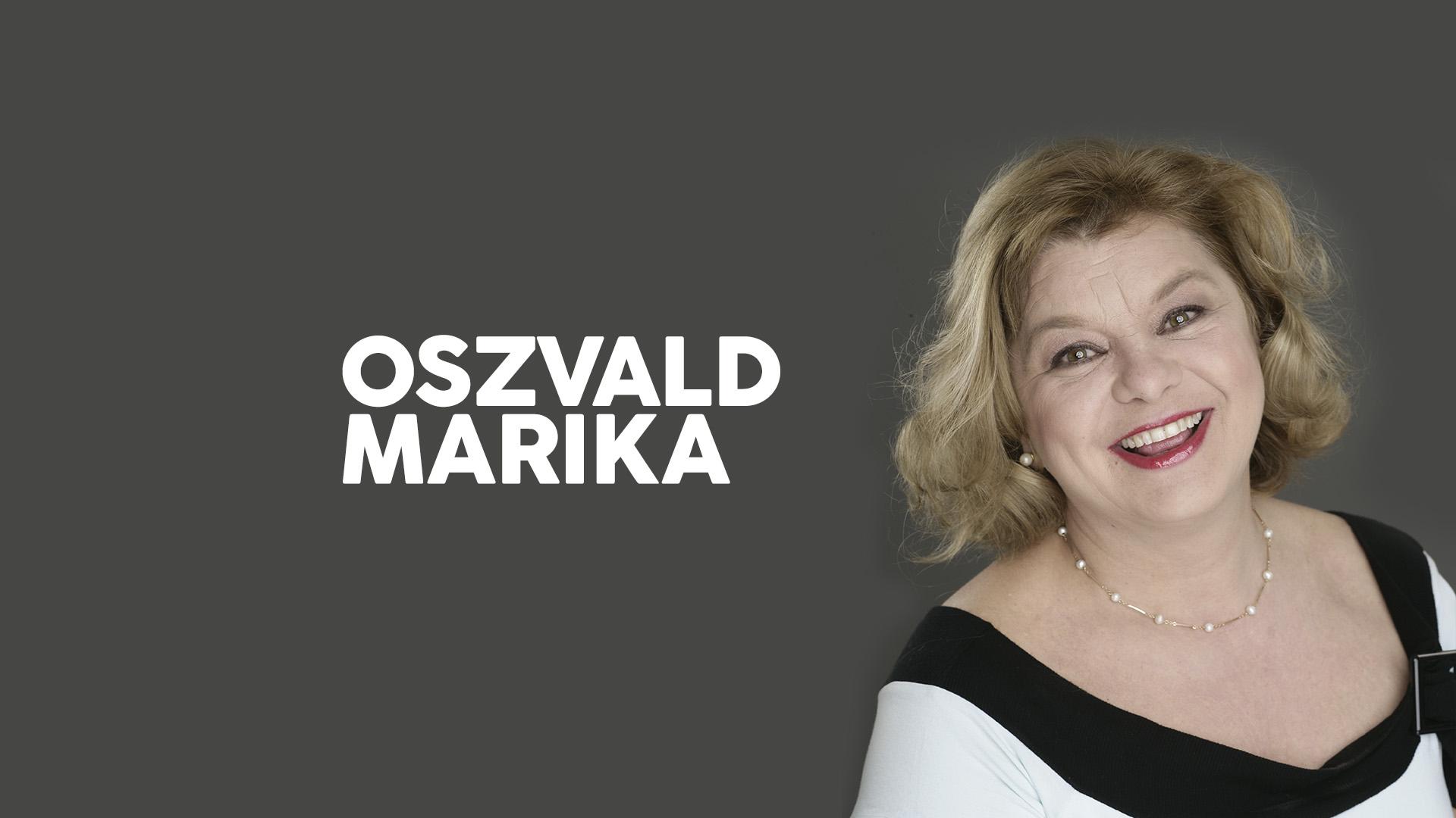 OSZVALD MARIKA